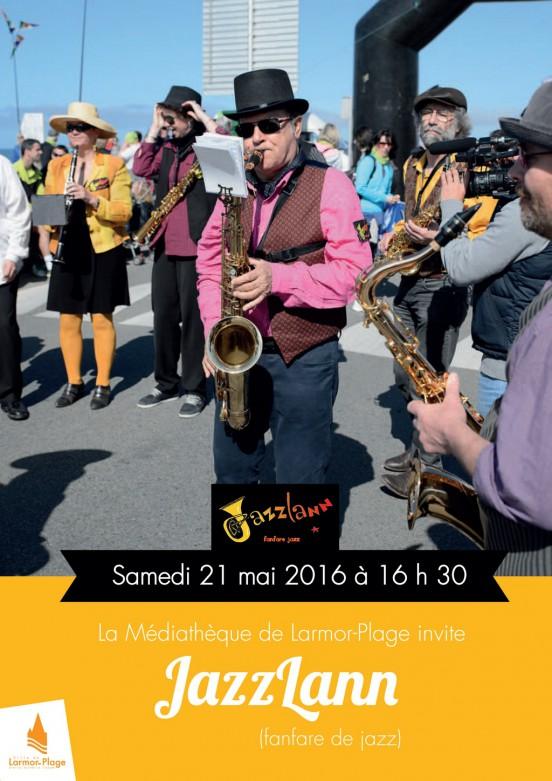 Affiche Jazz Lann.ai